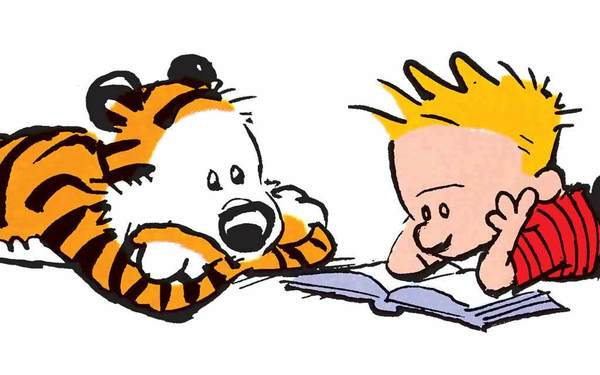 Calvin and Hobbes Comic Strips