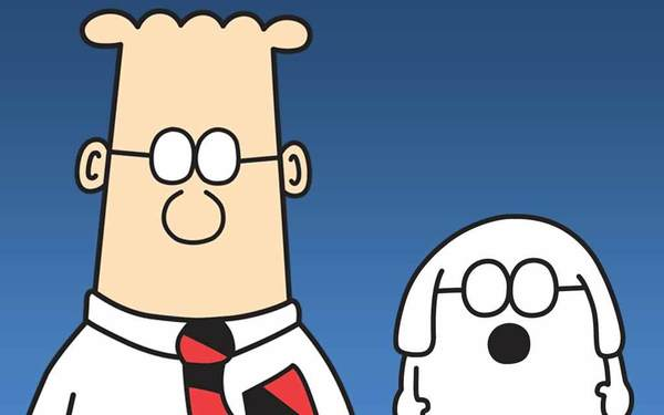 Dilbert Comic Strips